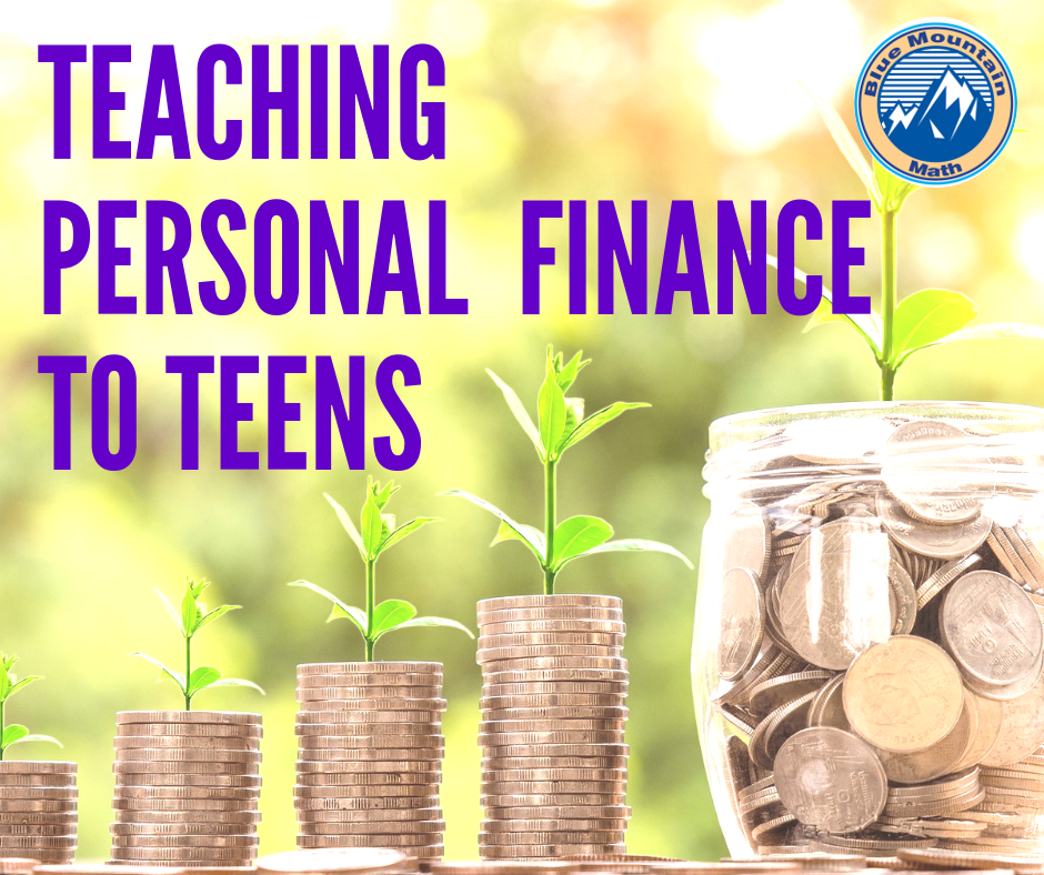 Teaching Teens Personal Finance