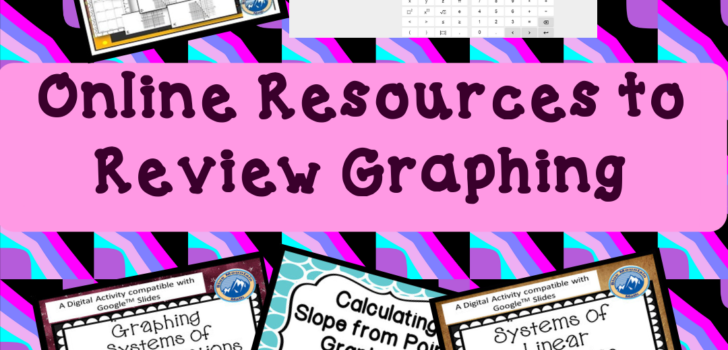 Review Graphing Online Resources