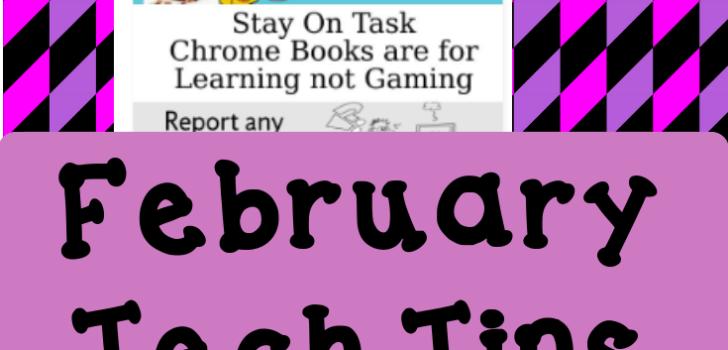 February Tech Tips