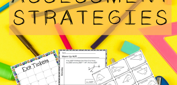 14 Formative Assessment Strategies