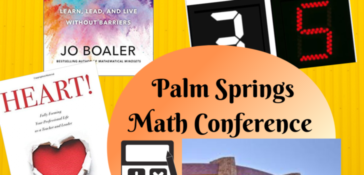 Ideas from the CMC Math Conference 2019