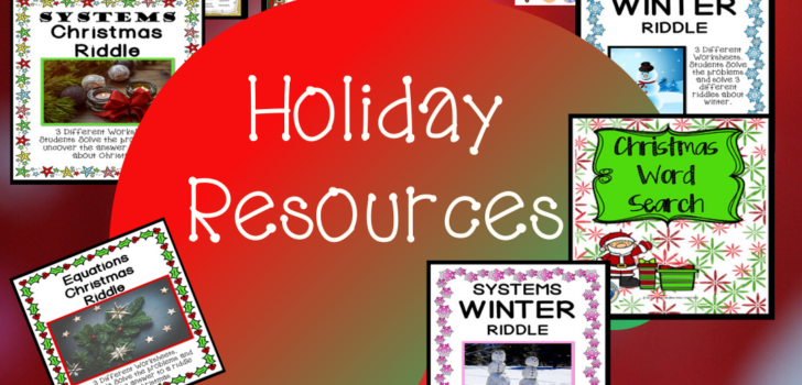 Holiday Resources to Keep Students Engaged