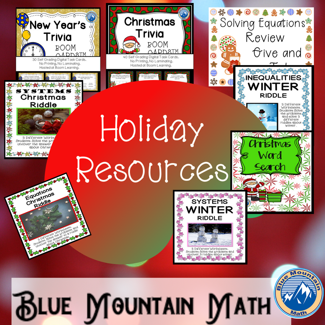 Get resources for your holiday needs
